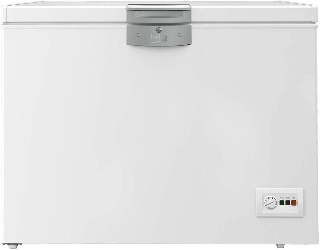 Migliori congelatori a pozzetto - Beko Hsa 24530