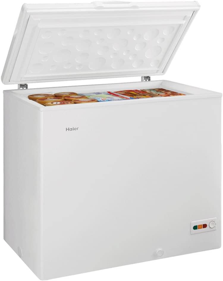 Migliori congelatori a pozzetto - Haier BD143RAA